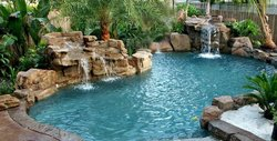 Custom Feature #007 by Amarillo Custom Pools