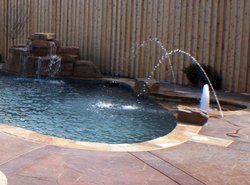 Custom Feature #012 by Amarillo Custom Pools