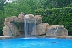 Custom Feature #015 by Amarillo Custom Pools
