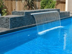Custom Feature #022 by Amarillo Custom Pools