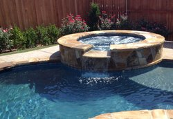 Custom Feature #029 by Amarillo Custom Pools