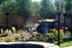 Custom Feature #032 by Amarillo Custom Pools