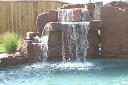 Custom Feature #035 by Amarillo Custom Pools