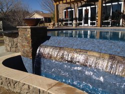 Custom Feature #036 by Amarillo Custom Pools