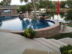 Kool Deck #001 by Amarillo Custom Pools