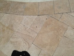 Travertine #002 by Amarillo Custom Pools