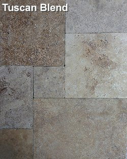 Travertine #009 by Amarillo Custom Pools