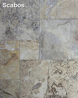 Travertine #010 by Amarillo Custom Pools